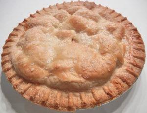torta di mele all'americana