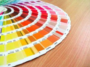I colori delle pareti
